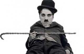 Chaplin'in Bastonu Satıldı