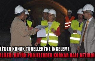 Konak Tünelleri'nde Son 300 Metre!