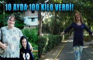 İzmirli Şebnem 100 Kilo Verdi!