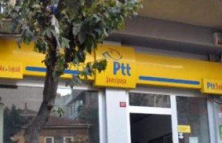 Gaziosmanpaşa'da PTT Soygunu...