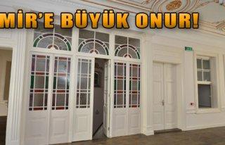 İzmir'e Büyük Onur