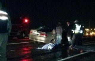 Trafik Kazası: 3 Ölü, 1 Yaralı