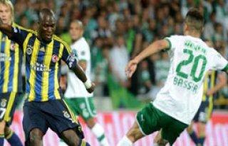 Fenerbahçe Bursaspor Deplasmanında
