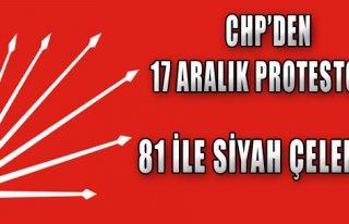 CHP, 81 İlde Protestoya Hazırlanıyor!