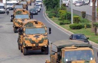 Suriye'ye Karşı Hazırlık!