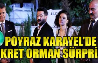 Fikret Orman Poyraz Karayel'de Oynarsa...