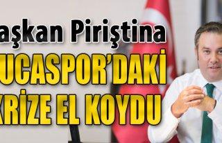 Başkan Piriştina Talimat Verdi!