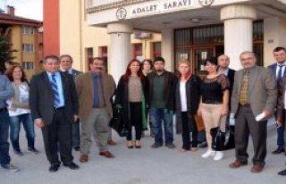 Afyonkarahisar'da 4 Saatlik Gezi Davası
