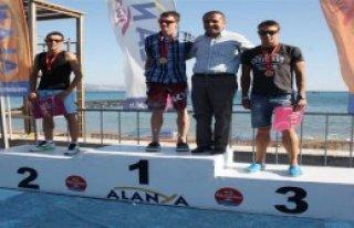 Alanya Yüzme Maratonu Sona Erdi