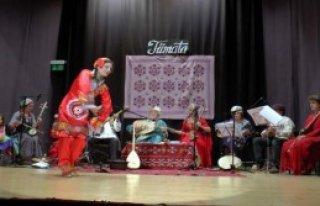 Almanlar, Tarihi Türk Müziğine Hayran Kaldı