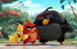 'Angry Birds' Filminin İlk Görüntüsü Tanıtıldı