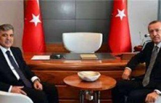 Başbakan Çankaya Köşkü'ne Çıkıyor