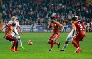 Antalyaspor- Galatasaray: 2-3
