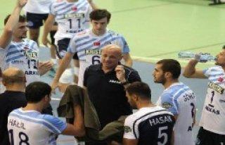 Arkasspor Polonya Turnuvasında Kayıp