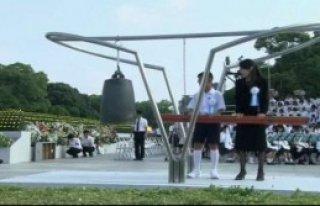 Nükleer Kurbanlarına Tören