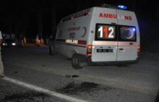 Aydın'da Zincirleme Kaza: 3 Yaralı
