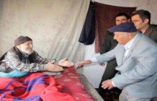 Gaziler 65 Yıl Sonra Tanıştı