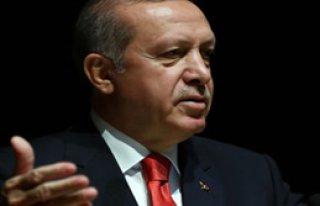 Erdoğan'dan '14 Ağustos' Mesajı