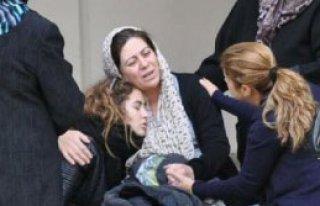 Ayberk'in Cenazesi İzmir'e Getirildi, Gözyaşı...