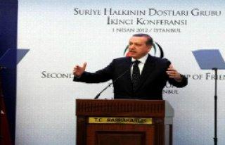 Suriye'nin Dostları İstanbul'da