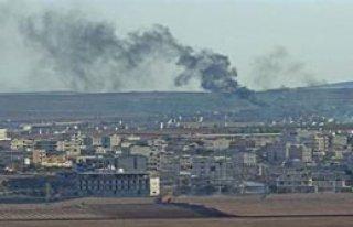 IŞİD Yeniden Kobani'nin İçinde