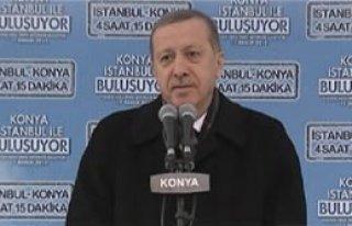 Erdoğan'dan Gülen'e Çağrı!