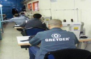 Bafra Cezaevinde Mahkumlar Geleceğe Hazırlanıyor