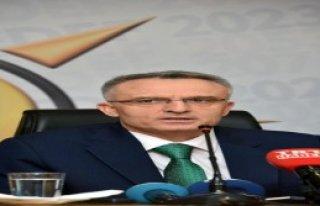 Bakan Ağbal: Bizim Defterimizde 16 Nisan Tarihine...