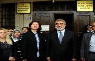 Bakan Yıldız'dan AKP-MHP İması