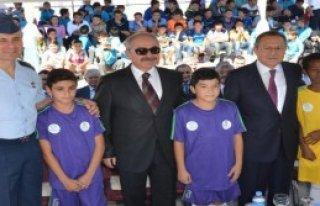 Mahalle Ligi Futbol Turnuvası Başladı