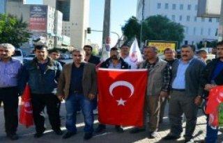 BBP'lilerden Türkmenlere Yönelik Operasyonuna Tepki