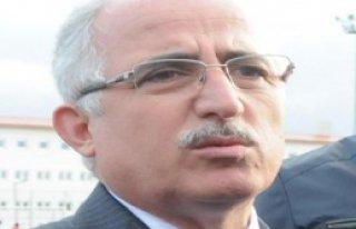 Vali Tuna: Eskişehirspor Ligde Kalacak