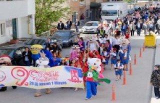 Bilecik'te Çocuk Festivali Başladı