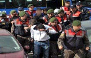İnsan Kaçakçılığına 6 Tutuklama