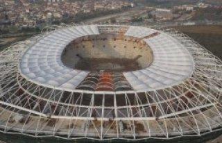 Bursa Timsah Arena Gün Sayıyor