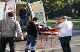 Bursa'da Zincirleme Kaza: 9 Yaralı