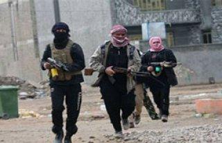 IŞİD Hizbullah'a Saldırdı