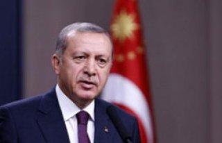 Erdoğan'dan Çarpıcı Suriye Açıklaması