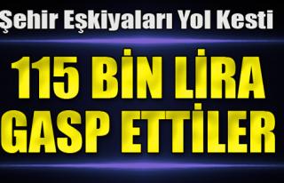 115 Bin Lira Gasp Ettiler