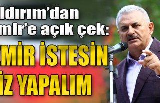 'İzmir İstesin Biz Yapalım'