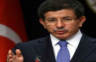 Davutoğlu: Uluslararası Toplum Mülteci Akınıyla...