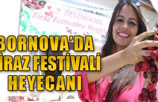 Bornova'da Festival Zamanı