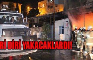 İzmir'de Katliamın Eşiğinden Dönüldü!