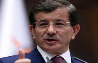 Davutoğlu Tunceli'de Konuştu!