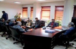 Çankırı'da Bayır Bucak Türkmenleri'ne Yardım...