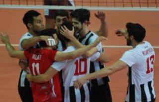Bornova Anadolu Lisesi-Beşiktaş: 0-3