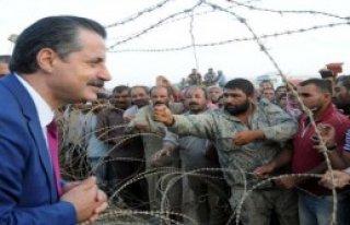 'Sınırdaki Araç ve Hayvanlar Türkiye'ye Alınacak'
