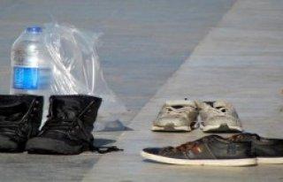 Çeşme'de 45 Mülteci Yakalandı