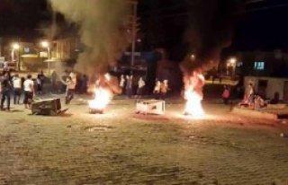 Ceylanpınar'da Gerginlik: 2 Yaralı