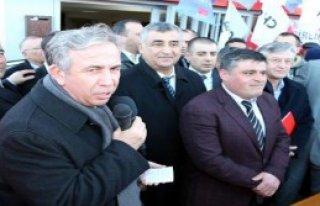 'Ankara Köylüsünü Zengin Edeceğiz'